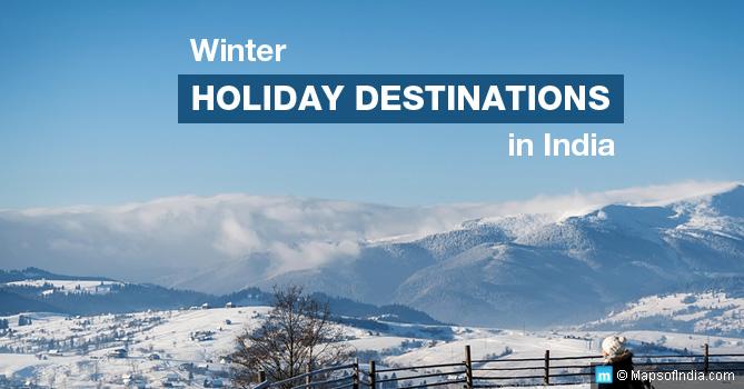 5 Best Winter Destinations in India 2021