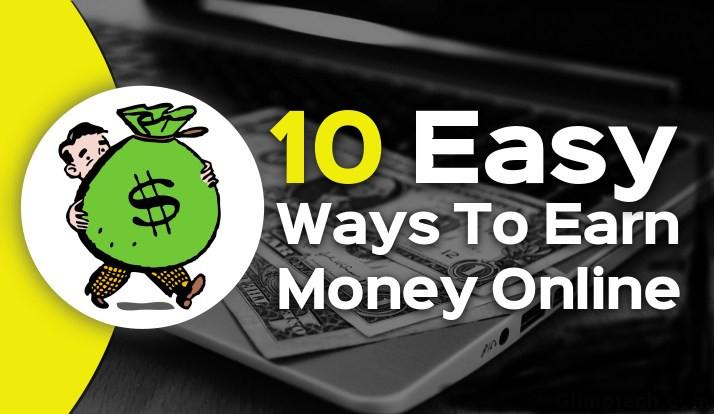 Top 10 ways to make money online 2021