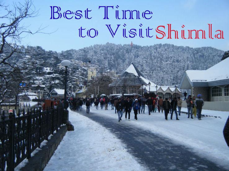 Shimla Travel Guide : Best Time to Visit Shimla 2021